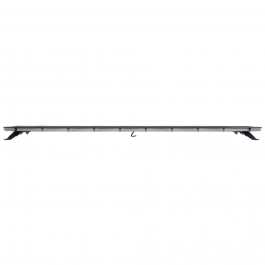 Strands Monitum Black Slim 110w LED Amber Light Bar 1544.3mm, 12/24 Volt E-Approved - 3 Year Warranty