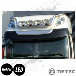 DAF CF Euro 6 - Roof Lightbar with LED's, Pre-Wired.