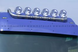 MAN TGX XLX/XXL Roof Light Bar. 2007 onwards. Pre-Wired. With LED's.