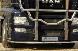 MAN TGX Under Bumper Light Bar. 2007-2012. Pre-Wired. With LED's.