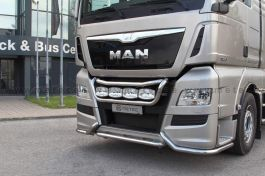 MAN TGX (Euro 6) Front Light Bar. 2013 Onwards. Pre-Wired.