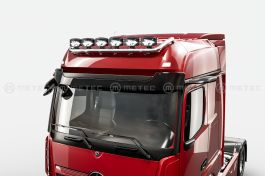 Mercedes Actros 4 and 5 Big Space Lamp Holder - 6 Lamp Holders And Cabling Included.