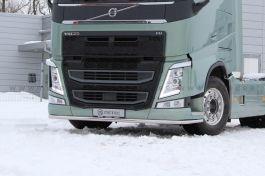 Suitable for Volvo FH 4 Under Bumper Light Bar. 2013 Onwards.
