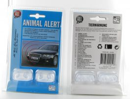 Animal Alert, Animal Warning Whistle, Deer, Rabbit Scarer, Bonnet Whistle
