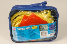 Tow Rope, 4 meters long up to 5000KG towing capacity