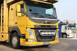 Suitable for Volvo FM 4 Front Light Bar. 2014 Onwards. Pre Wired for 4 Lamps.