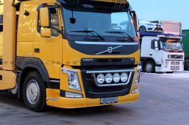 Suitable for Volvo FM 4 Front Light Bar. 2013 Onwards. Pre Wired for 4 Lamps.