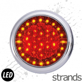 Strands 3 Part LED Cluster Light