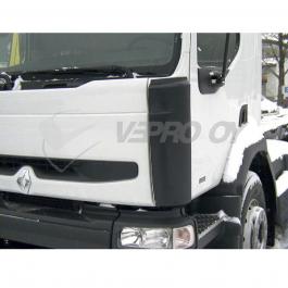 Dirt Deflectors Suitable For Renault Premium Kerax / Distribution - Pair