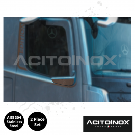 Mercedes Actros MP5 Windscreen Application