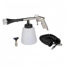 CLEARANCE Deluxe Air / Liquid Truck Cleaning Set, Duster Gun, with Quick Connector