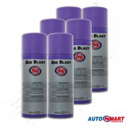 Autosmart Bio Blast - Interior Sanitiser (6 pack)