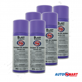 Autosmart Blast Bubble Gum - Interior Freshness (6 Pack)