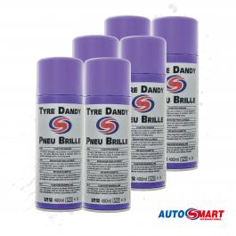Autosmart Tyre Dandy - Foam tyre dressing (6 Pack)