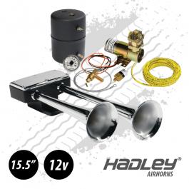 Hadley BIG Bully Blast Air Horn Kit. H00962EA. Airhorn.