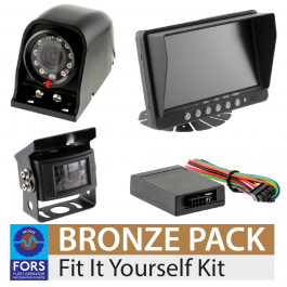FORS Approved Bronze Camera Kit - For Artic or Rigid Unit, Fit it Yourself kit