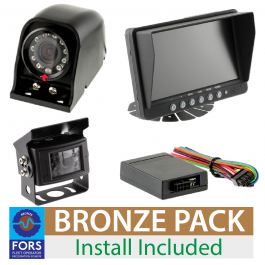 FORS Approved Bronze Camera Kit - For Artic or Rigid Unit, Install Included.