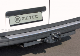 Bumper Protection Plate - MAN TGE And VW Crafter 2017 Onwards