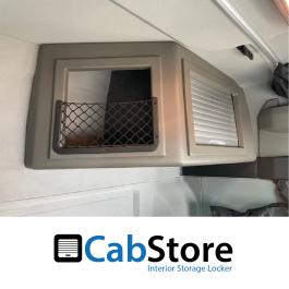 MAN TG3 TGS / TGM / TGL FM Cab Corner Roller Shutter, Rear Locker (Storage Cupboard / Cabinets) CabStore