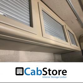 MAN TG3 TGX GX Cab Roller Shutter, Rear Lockers (Storage Cupboard / Cabinets) CabStore