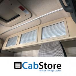 MAN TGX XLX Cab Roller Shutter, Rear Lockers (Storage Cupboard / Cabinets) CabStore