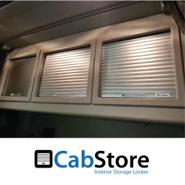 Scania Next Gen S, R Highline Cab, Roller Shutter, Rear Lockers (Storage Cupboard / Cabinets) CabStore