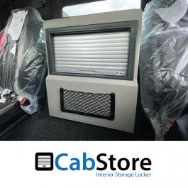 Renault T Range Day Cab Centre Locker, Roller Shutter (Storage Cupboard / Cabinet) CabStore