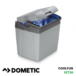 Dometic Coolfun SCT 26 Portable Cooler (25 Litres) 12/24v