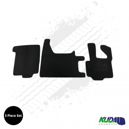 DAF XF 95 Manual - 3 Piece Rubber Mats