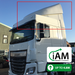 iAM DAF XF 106 Space Cab High Volume AMK. To Suit Factory Uprights