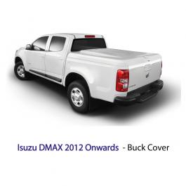 Isuzu DMAX 2012 Onwards - Buck/Tonneau Cover
