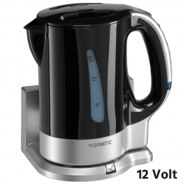 Dometic 12 Volt Kettle 750ml 380 Watt - Plug And Play