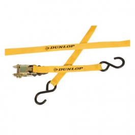 Dunlop Ratchet Strap, Tie Down, 5m x 25mm