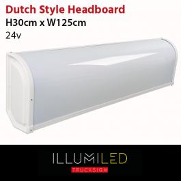 IllumiLED Sign 24v - 30x125cm