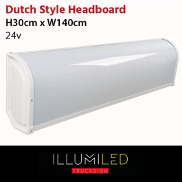 IllumiLED Sign 24v - 30x140cm