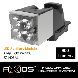 Axios LED Auxiliary Module - Alley Light (12/24v)