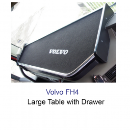 Volvo FH4 Large Cab Table with Drawer
