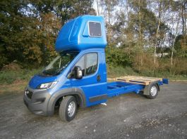 Citroen Jumper and Relay (All Years) Sleeper Pod