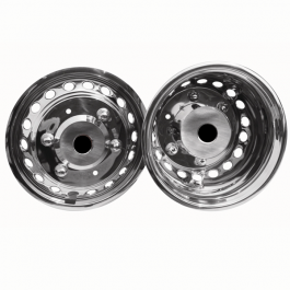 """Set of 4 - 16"""" Wheel Trims to Suit Ford Transit 2015 Onwards Model. Wheel Liners."""