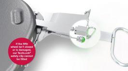 FONTAINE Green Eye Light & Sensor