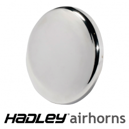 """6.75″ Round Bell Shield, End Cover for 19"""" Round Horn - H00927 (Single)"""