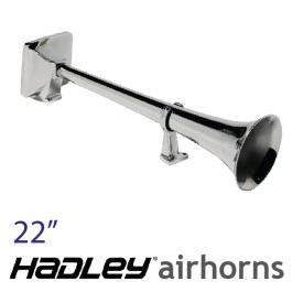 """Hadley 22"""" Round Airhorn. H00855ECE. Air Horn."""