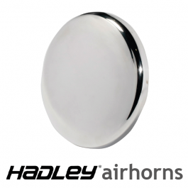 """5.75″ Round Bell Shield, End Cover for 22"""" Round Horn - H00927 (Single)"""
