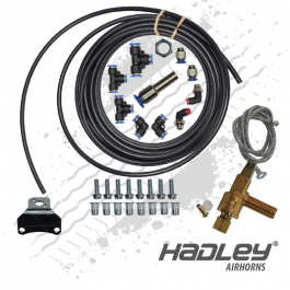 Hadley Air Horn Pull Chain Kit. Truck Pull Chain.