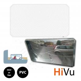 HiVu Truck / Van Fresnel Lens (A5 size) PVC