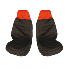 Universal Wipe Down / Workshop Truck Seat Cover – Suitable for seats with Airbag (Pair)