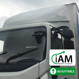 iAM Iveco Eurocargo Low Roof Sleeper - Full Air Management Kit