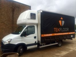Iveco Daily (1999 onwards) Sleeper Pod, Also fits New Shape (2014) Iveco Daily