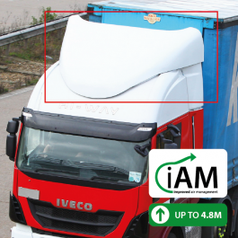 iAM Iveco Stralis Hi-Way Wide Cab High Volume AMK to suit Factory Uprights