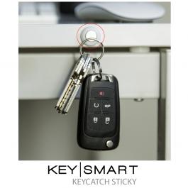 KeySmart KeyCatch Sticky. 3 Pack. Adhesive Organisers.
